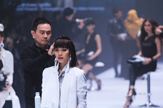 Prestasi Anak Bangsa, Penata Rambut Indonesia Raih Peringkat 2 Kompetisi Tingkat Dunia