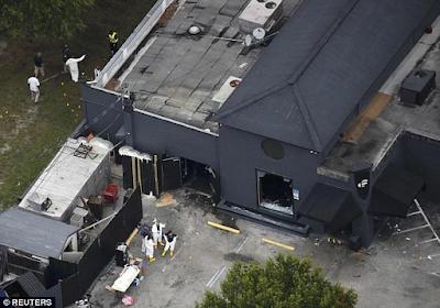 1 Photos of Orlando Gay Nightclub Where 50 Were Killed By Gunman news