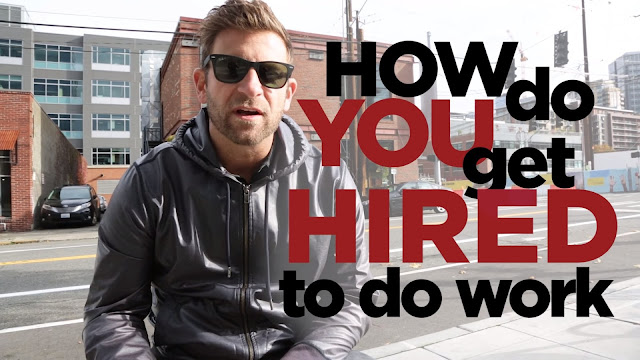 Get hired with no experience by Chase Jarvis