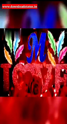 M letter Whatsapp Status Video Download