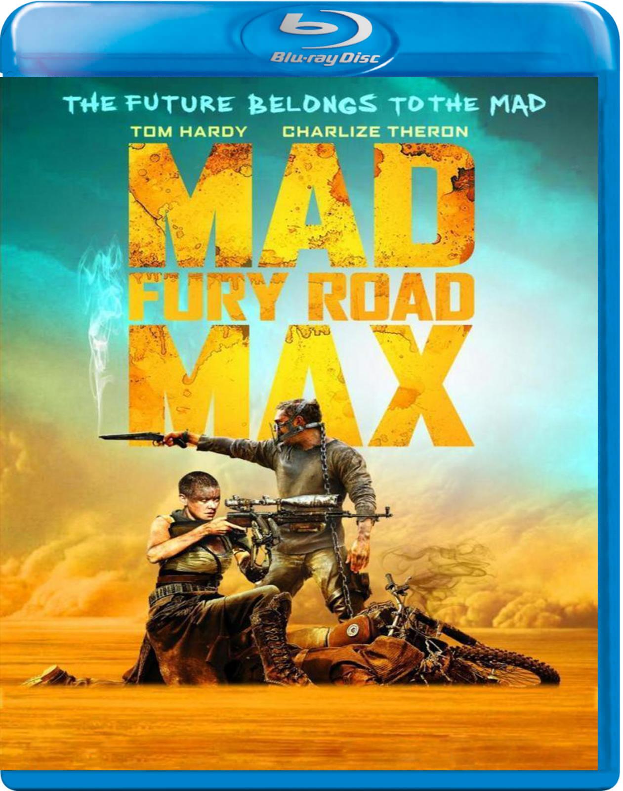 Mad Max: Fury Road [2015] [BD25] [Latino]