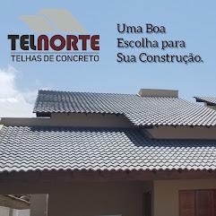 TELNORTE - Telhas de concreto