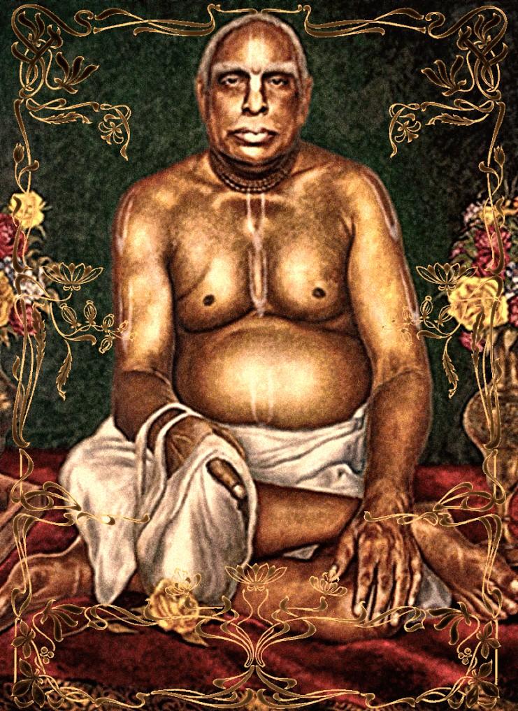 History of Srila Bhaktivinoda Thakura