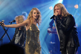 Def Leppard Feat. Taylor Swift - Hysteria (Video)
