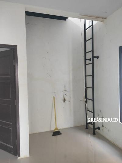 Jasa Tangga Monyet Besi Surabaya Harga Terjangkau dan Custom Desain