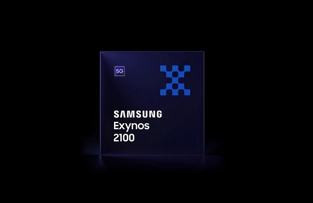 مواصفات وميزات معالج Exynos 2100
