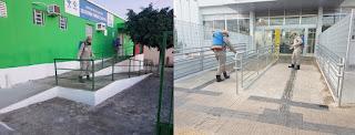 COVID-19: Agentes de Combate as Endemias realizam desinfecção de prédios públicos em Picuí