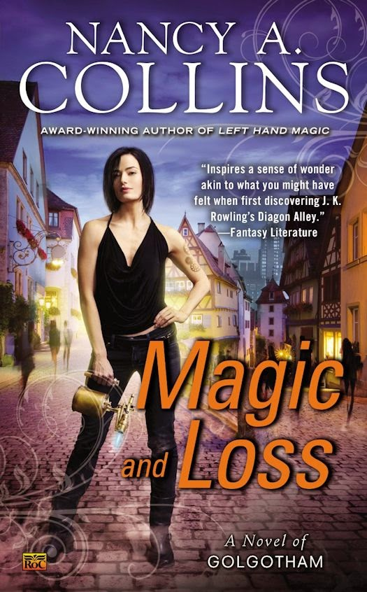 Review: Magic and Loss by Nancy A. Collins