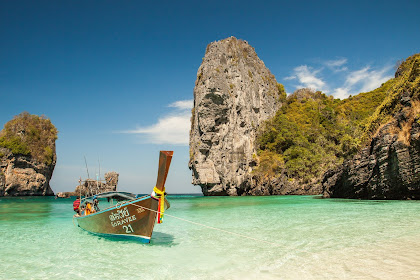 8 Pantai Terbaik di Asia yang Akan Membuat Anda Takjub