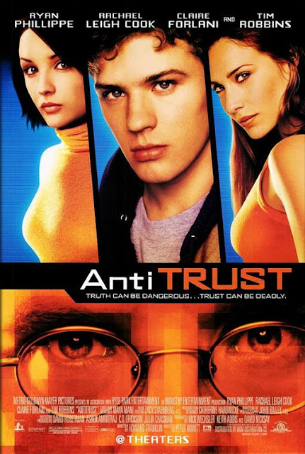 Antitrust (2001) BRRip ταινιες online seires oipeirates greek subs