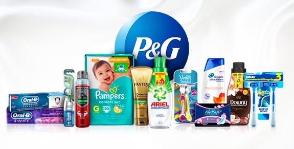 Receba reembolso de até R$ 50 em produtos das marcas P&G