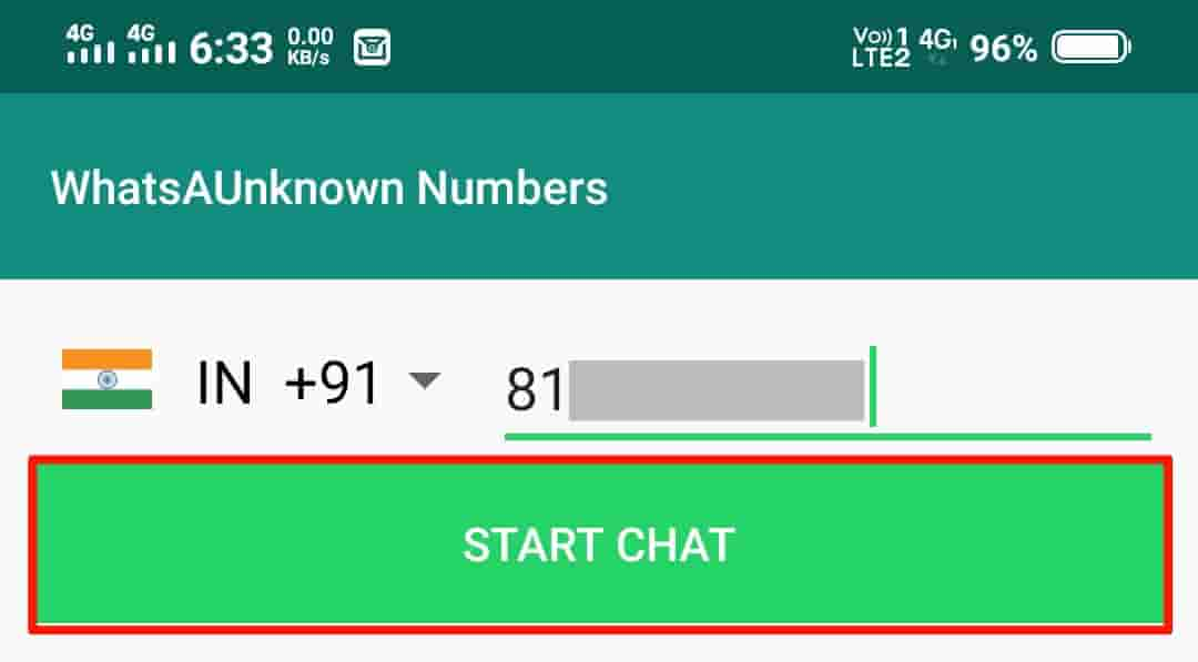 whatsapp number kaise save kare
