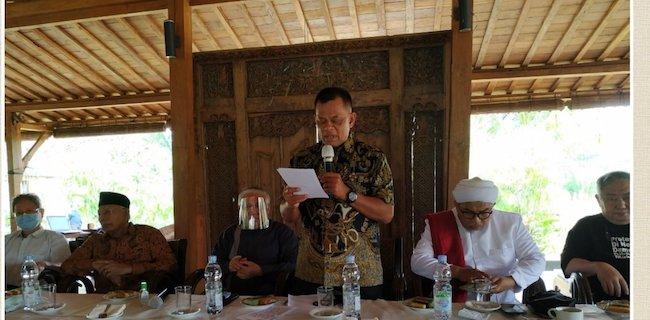 Dihadiri Gatot Nurmantyo Dan Din Syamsuddin, Rumusan Butir Maklumat KAMI Telah Selesai