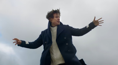 Watch Harry Styles New Solo Music Video 'Sign of the Times'