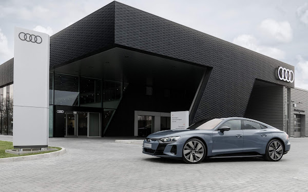 Confirmado no Brasil, Audi e-tron GT chega às concessionárias europeias