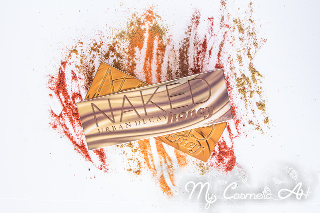 Mi opinión de la nueva Naked Honey Palette de Urban Decay