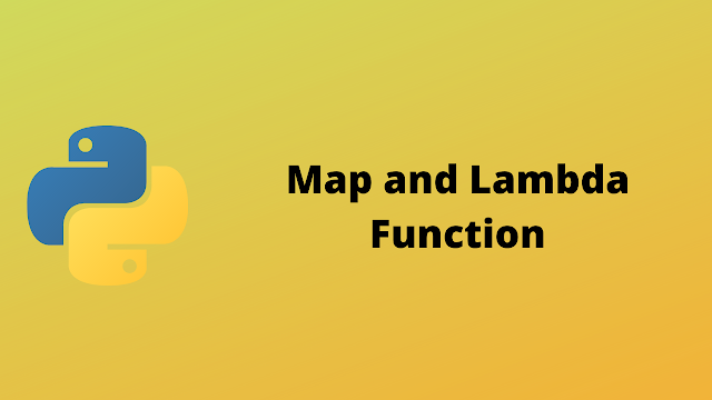 HackerRank Map and Lambda Function solution in python