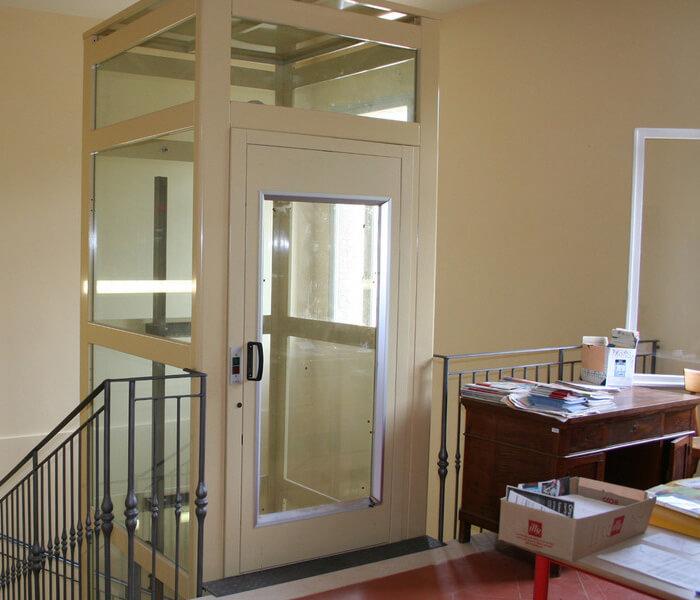 Mini ascensori per abitazione su più livelli