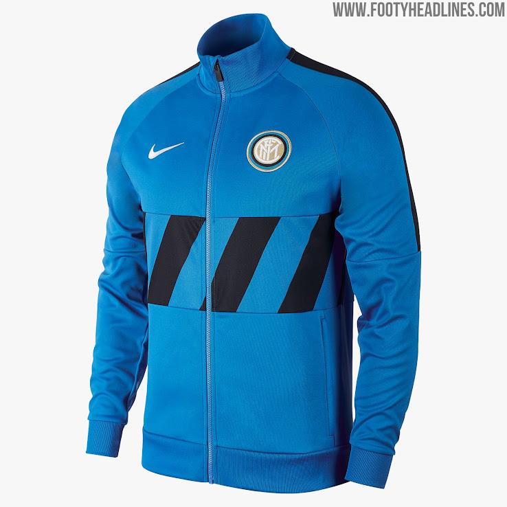 b3f25aa9c Nike Inter Milan 19-20 Anthem Jacket Revealed + Away Anthem Jacket ...