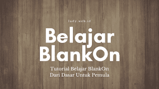 10 Alasan Kenapa Pemula Sebaiknya Menggunakan BlankOn Sebagai Distro GNU/Linux Pertamanya