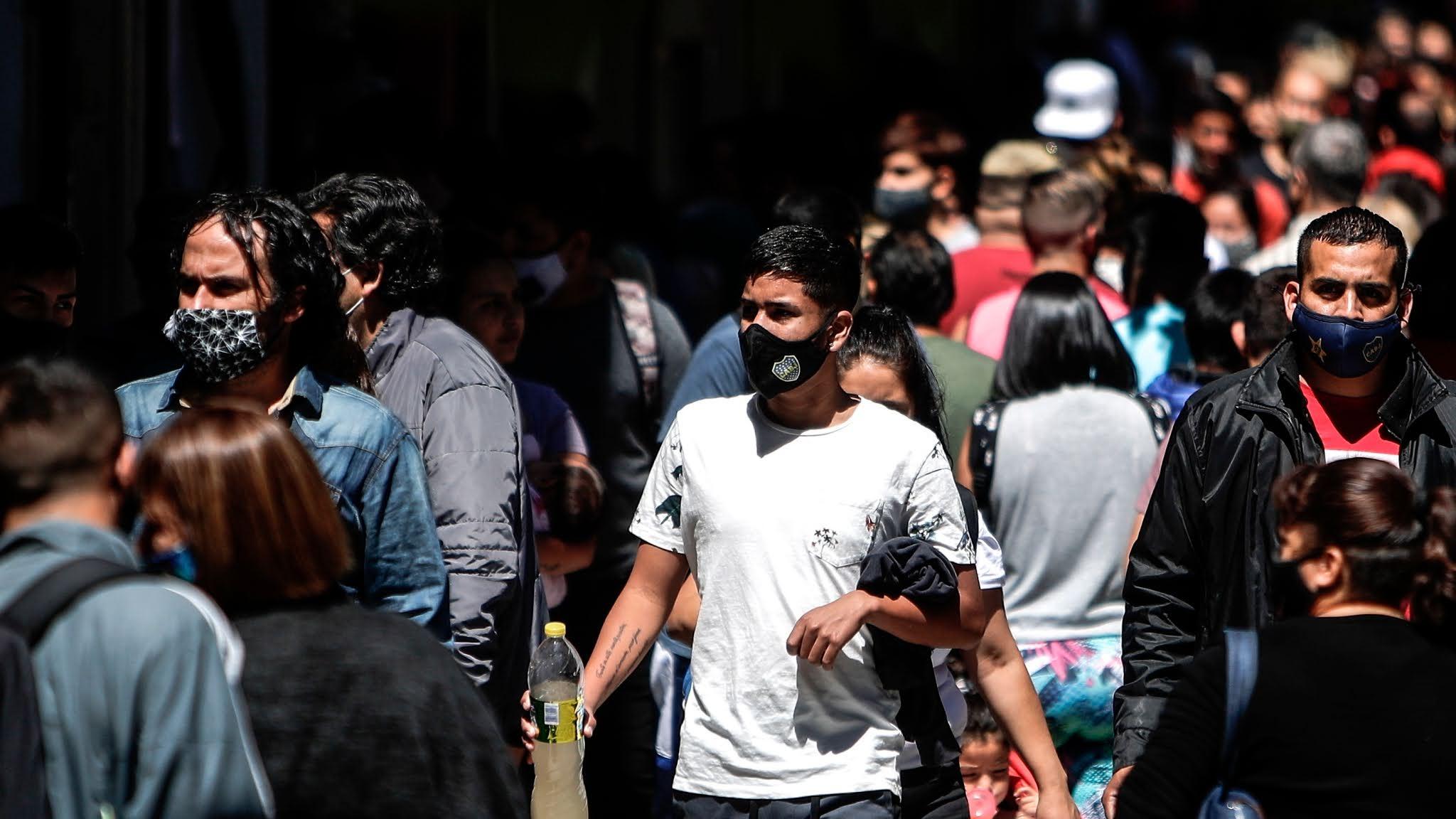 Coronavirus en Argentina: confirmaron 135 muertes y 12.725 nuevos casos en las últimas 24 horas