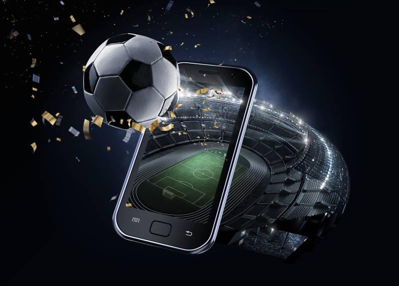 Futbol e internet licencia adobe stock para homodigital