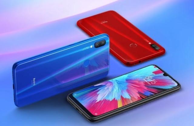 Redmi Note 7 Terjual 10 Juta Unit di Seluruh Dunia