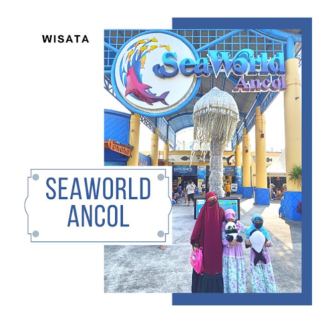 Wisata mudah ke Seaworld dengan Trac To Go