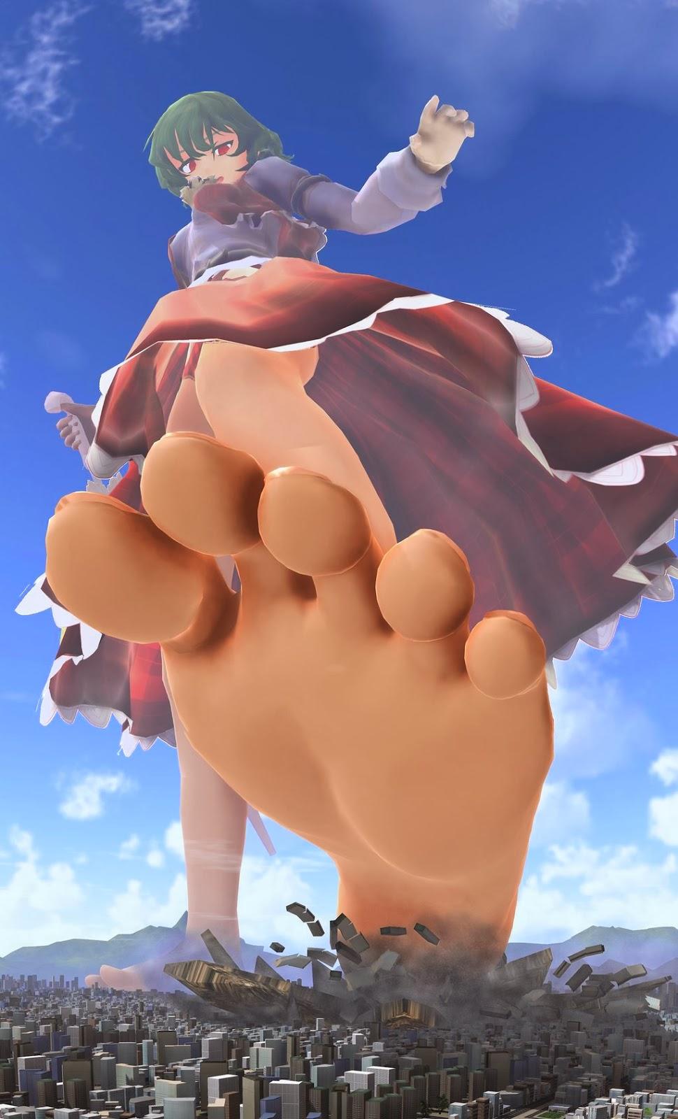 giantess goddess