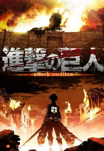 Episode Shingeki no Kyojin Season 1