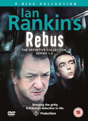 Ian Rankin's Rebus The Definitive DVD Collection