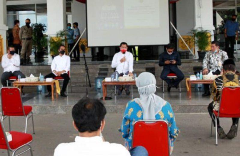 DPRD Sepakat Pemko Longgarkan Aktifitas Masyarakat untuk Menggerakkan Kembali Ekonomi Batam