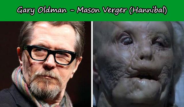 Gary Oldman - Mason Verger (Hannibal)