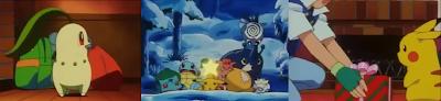Pokémon - Temporada 3 - Corto 3: Los Pequeños Ayudantes De Stantler (Subtitulado)