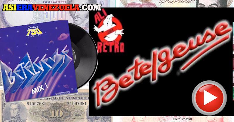 Betelgeuse (1988) La Miniteca... y quién no se acuerda !!!! Caracas 750