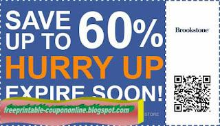 Free Printable Brookstone Coupons