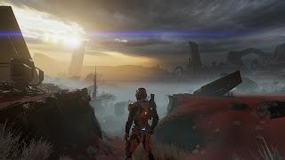 Mass Effect Andromeda Computer Wallpaper
