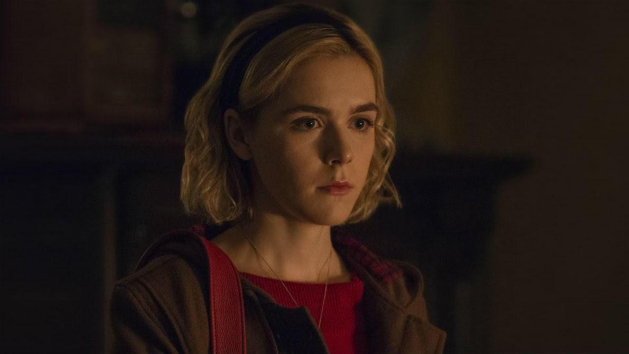 Veja o eletrizante novo cartaz da terceira temporada de O Mundo Sombrio de Sabrina