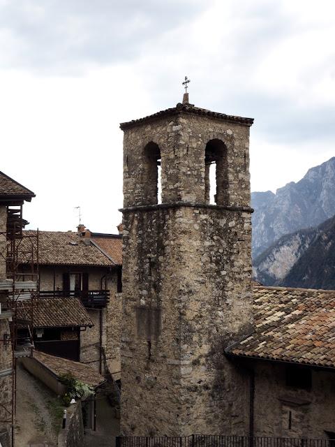 Calvola, Ville del Monte, Lago di Tenno, Itálie