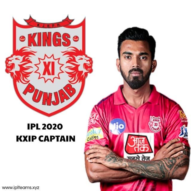 Kings XI Punjab Captain