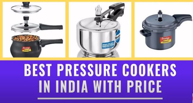 Best Pressure Cooker in India with Price