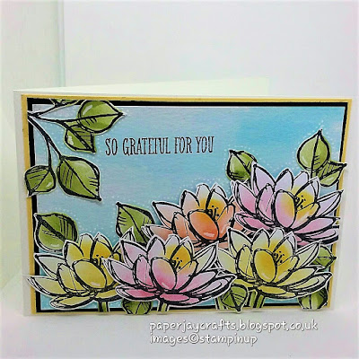 Stampin Up Remarkable You Paperjay Crafts