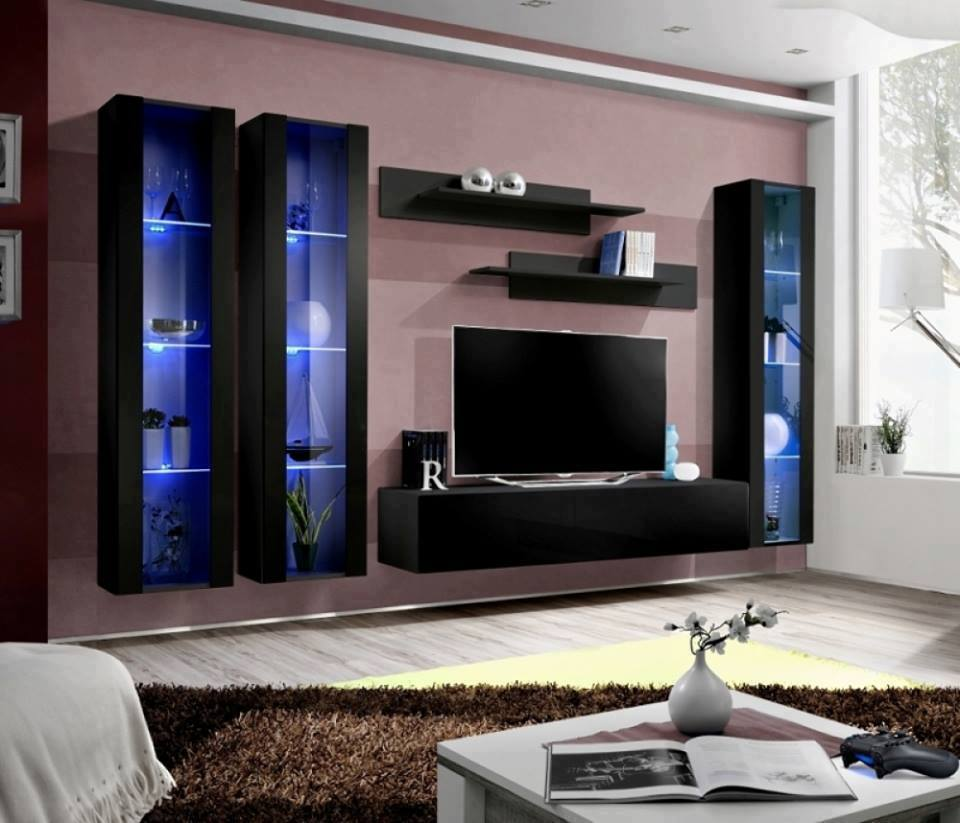 living room tv stand ideas small contemporary rooms modern luxurious cupboard designs in 2016 ...
