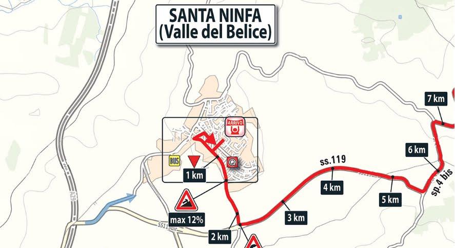 Rojadirecta DIRETTA GIRO d'Italia 2018: partenza Agrigento, arrivo Santa Ninfa (Valle del Belice), Streaming Gratis Tappa 5 Oggi su Rai TV