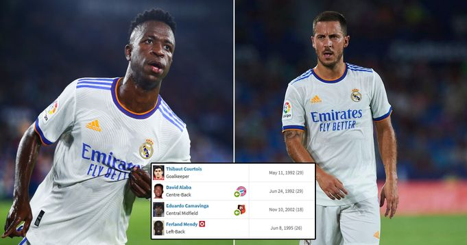Casemiro top Real Madrid 5 most expensive players: Hazard, Vinicius out 2021/2022 season