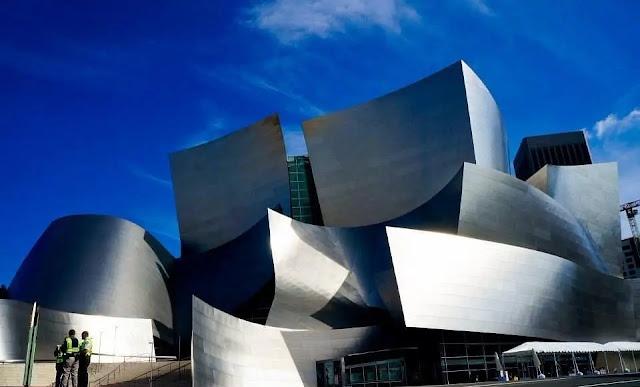 3. Walt Disney Concert Hall