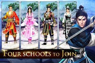 Age of Wushu Dynasty Mod Apk v11.0.1 (Unlimited Mana)