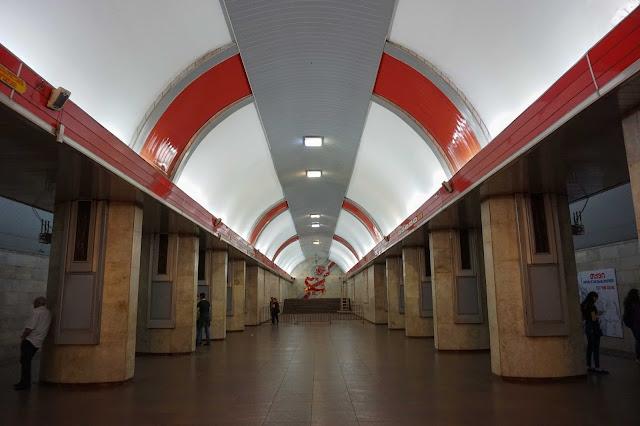 Wisata Tbilisi-Georgia naik metro. (source: jurnaland.com)