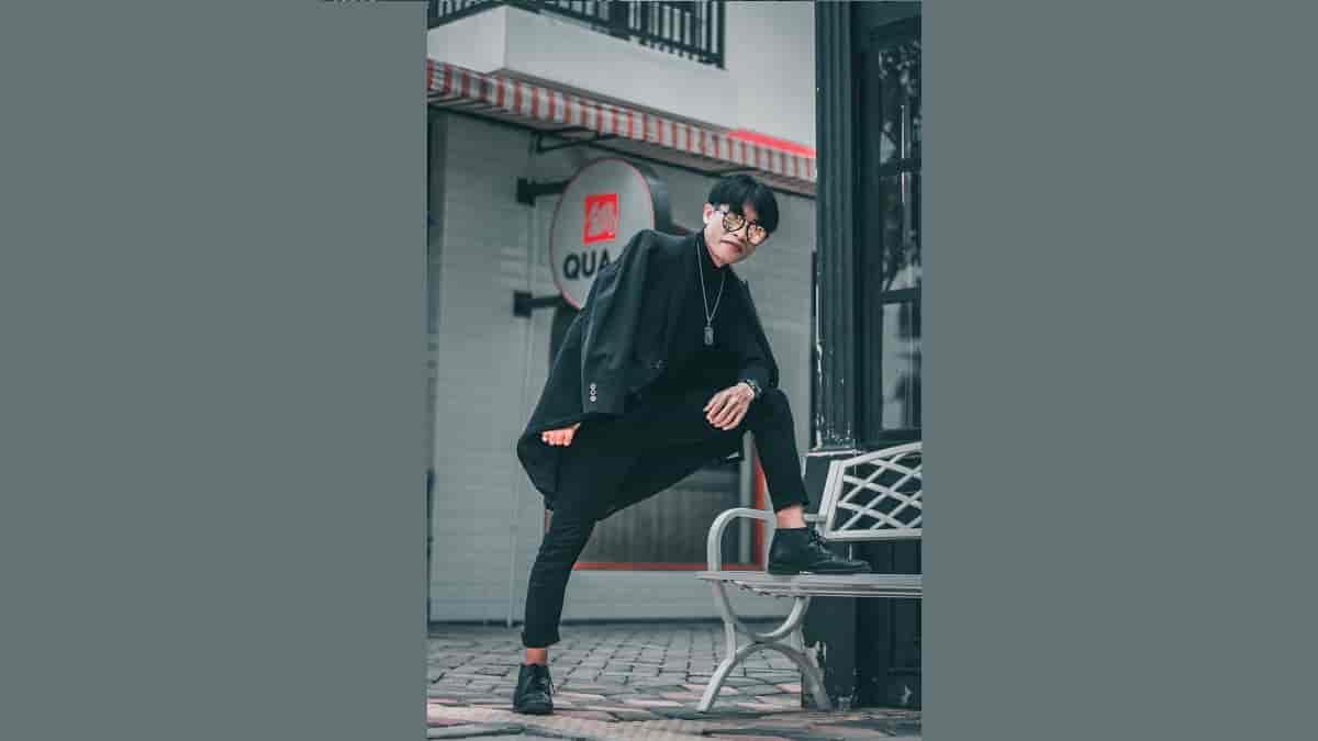 Moda masculina do k-pop