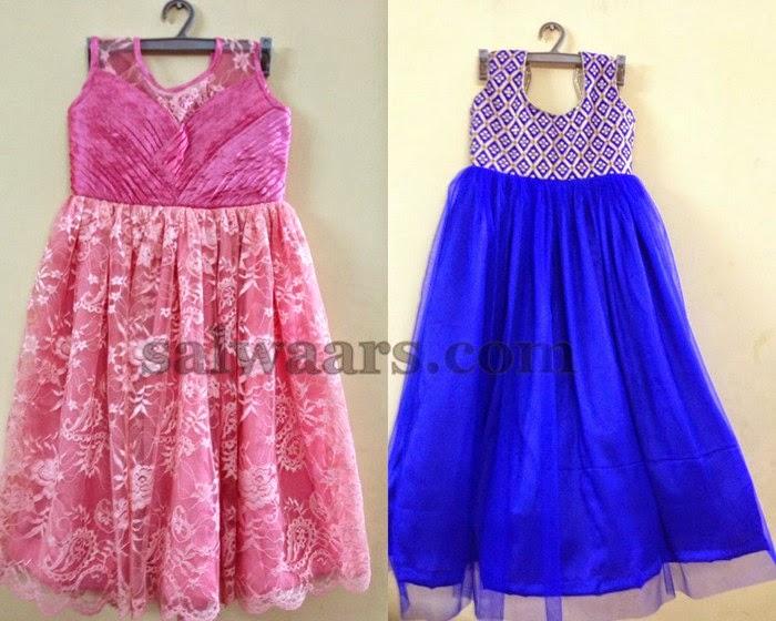 65b2d8d5f Simple Kids Frocks By Saanvi - Indian Dresses